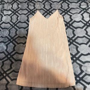 Slip mini dress
